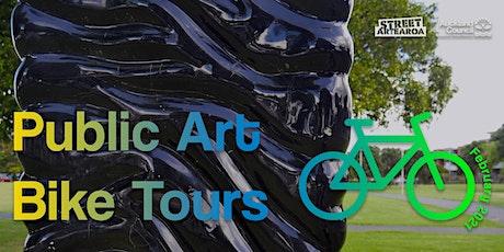 Public Art Bike Tour - Glen Innes tickets