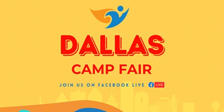 Dallas  Camp Fair - Free Online Event! tickets