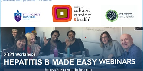 Hepatitis B Made Easy - August Online tickets