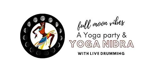 Full Moon Vibes tickets