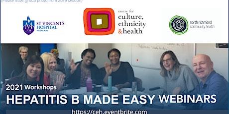 Hepatitis B Made Easy - October Online tickets