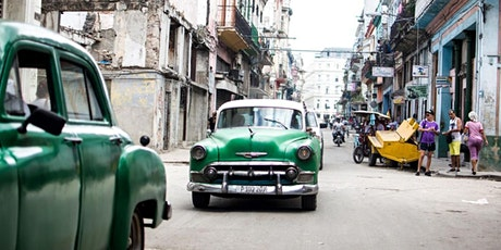 Exploring Cuba: An Intro to Travel Photography and Storytelling tickets