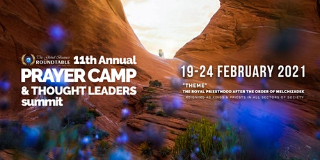The GBR 11th Annual Prayer Camp & Thought Leaders Summit. tickets