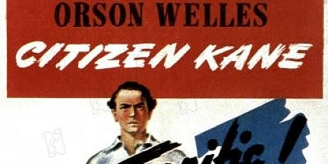 ORSON WELLS CITIZEN KANE tickets