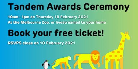 Tandem Awards Ceremony tickets