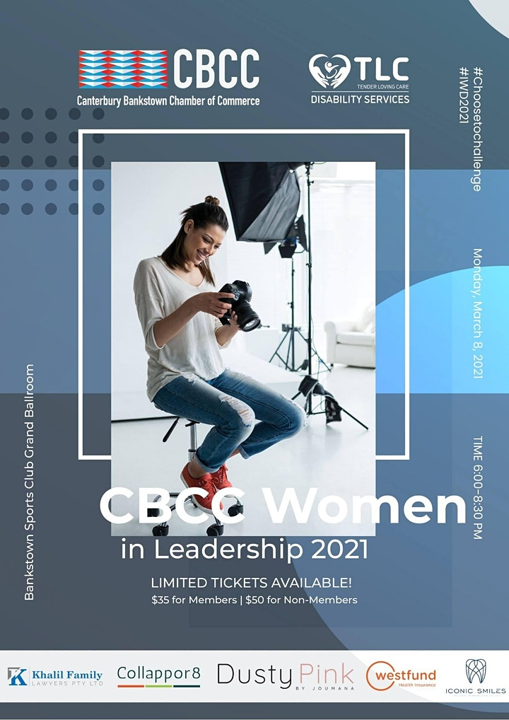 CBCC 2021 Women In Leadership image