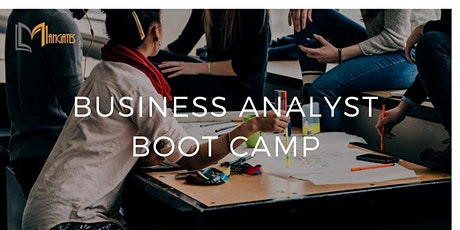 Business Analyst 4 Days Virtual Live Bootcamp in Christchurch tickets