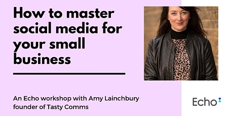 How to master social media for your small business tickets