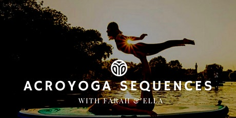 AcroYoga Dance Workshop Series (Online/Live) tickets