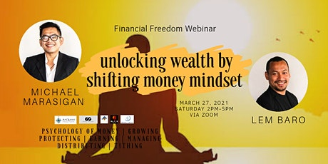 Unlocking Wealth By Shifting Money Mindset via Zoom tickets