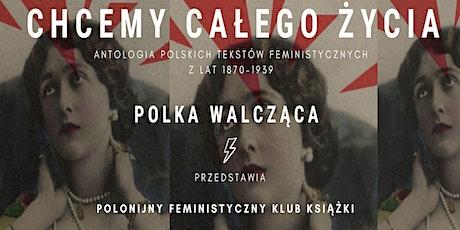 Polonijny Feministyczny Klub Książki tickets