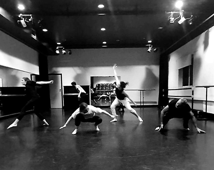 Open Contemporary Classes at DancehubSA image