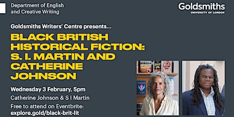 Black British Historical Fiction: S. I. Martin and Catherine Johnson tickets