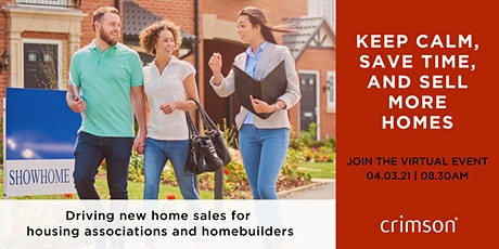 Keep calm, save time, and sell more homes - Driving new home sales tickets