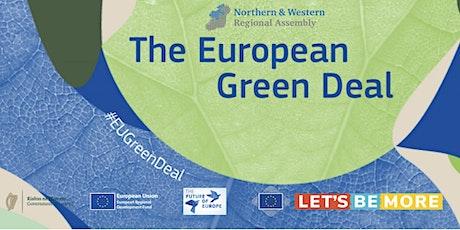 The European Green Deal - Virtual Workshop billets