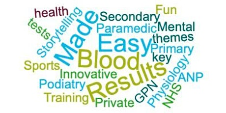 Beginners Guide to Blood Tests tickets