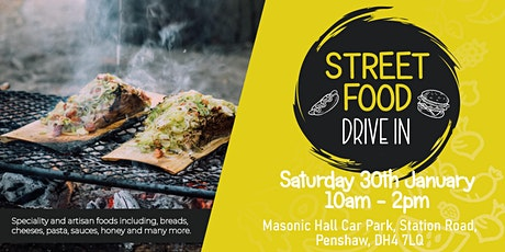 Street Food Drive In tickets