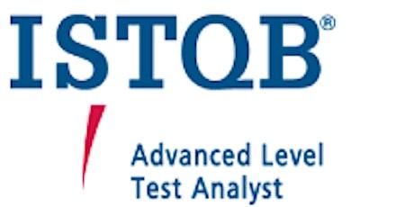 ISTQB Advanced – Test Analyst 4 Days Training in Napier tickets