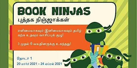 Book Ninjas Club  Group 1 (3 - 4 years) tickets