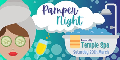 Virtual Pamper Night tickets