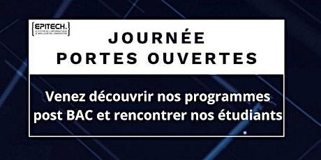 Journée Portes Ouvertes Digitale Epitech Marseille - 3 Février 2021 billets