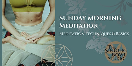 Meditation Techniques and Basics tickets