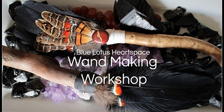 Crystal/Smudge Wand Making Workshop Grafton tickets