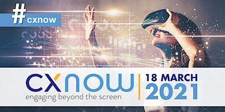 Customer eXperience Now 2021 - edizione digitale! biglietti