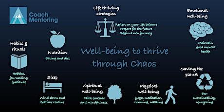 Spiritual Well-being tickets