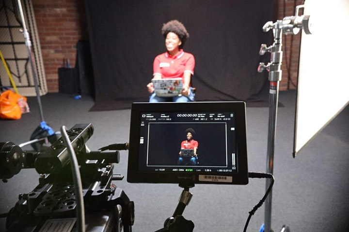 Screen and Film School Virtual Open Evening (Top-Up route) image