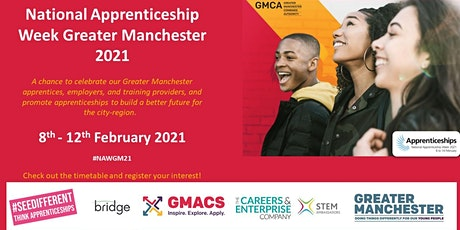 #NAWGM - Meet Your Future: Apprenticeships in Creative Media tickets
