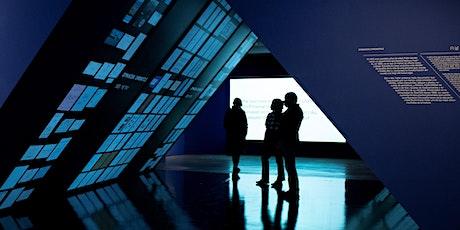 Acceso Exposiciones del Espacio Fundación Telefónica entradas
