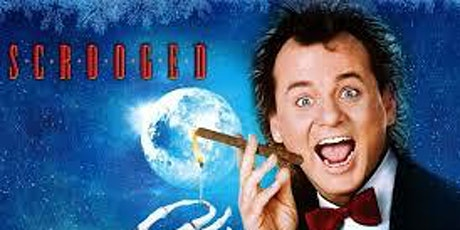 Christmas Cinema Drive-In - Scrooged' (1988) tickets