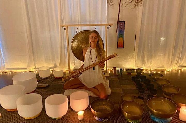 Chakra Balancing Sound Healing - Bondi Beach, 5.3.2021 image