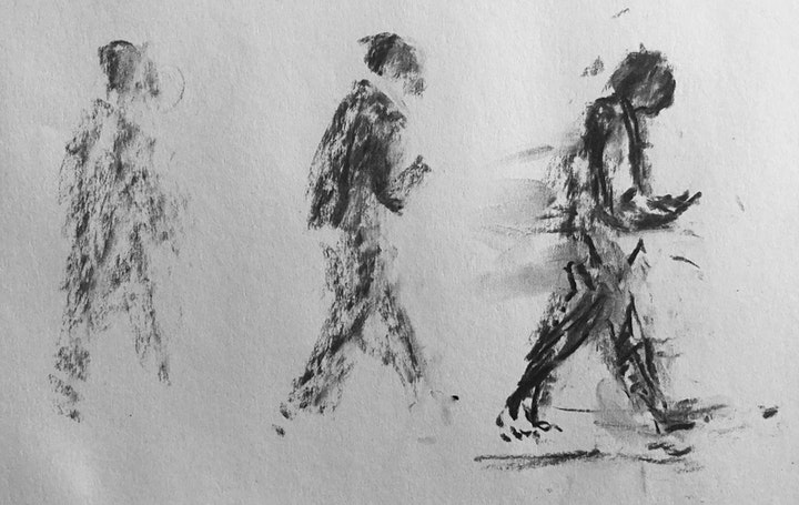 Copy of We Explore Drawing Figure and Movement Workshop image