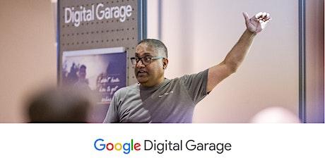 Google Digital Garage Webinar - Set Up your Online Shop 19.03.21 tickets