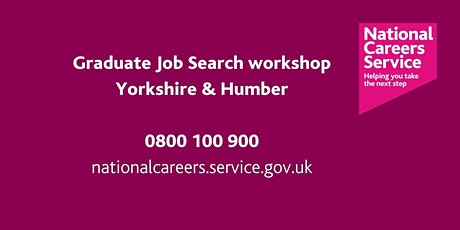 Graduate Job Search workshop - Leeds, York and North Yorkshire tickets