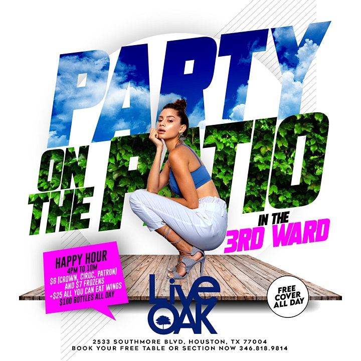 Saturday's @ Live Oak image