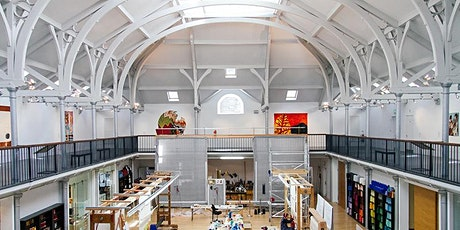 Dovecot Tapestry Studio Tour (March) tickets