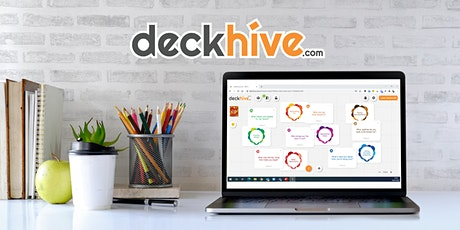 Introducing Deckhive - virtual card decks for coaching, facilitation & more tickets