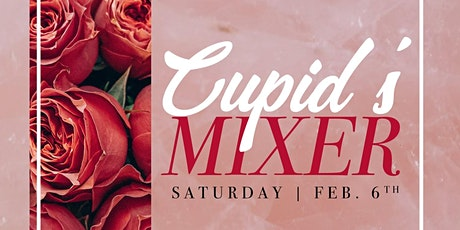 Cupid's Mixer tickets