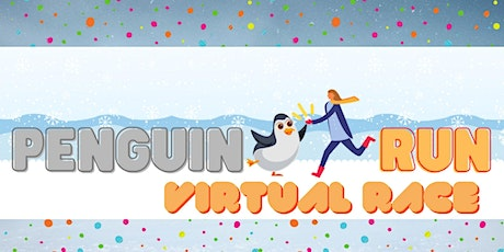 Penguin Run Virtual Race tickets