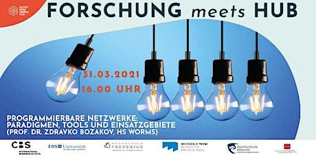 Forschung meets Hub Tickets