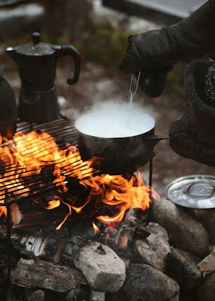 Campfire Barista's Valentine's Campfire Latte Course image
