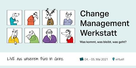 Change Management Werkstatt 2021 biglietti