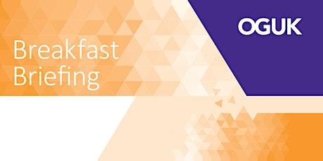 OGUK Economic Report Breakfast Briefing 2021 tickets