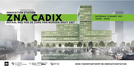 Bouw mee aan de ZNA Zorgboulevard tickets