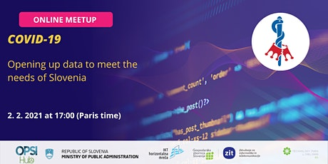 Covid-19: Opening up data to meet the needs of Slovenia tickets
