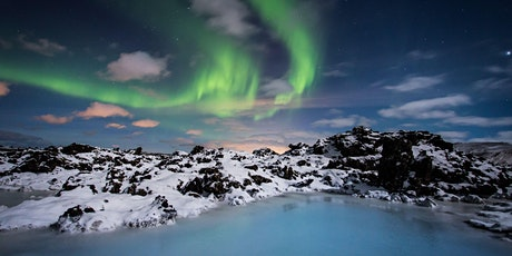 Iceland with your Travel Counsellors Sally & Elan tickets