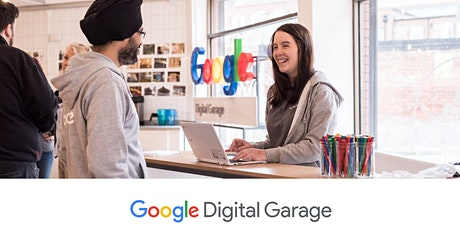 Google Digital Garage Webinar - Writing for Social Media 22.03.21 tickets